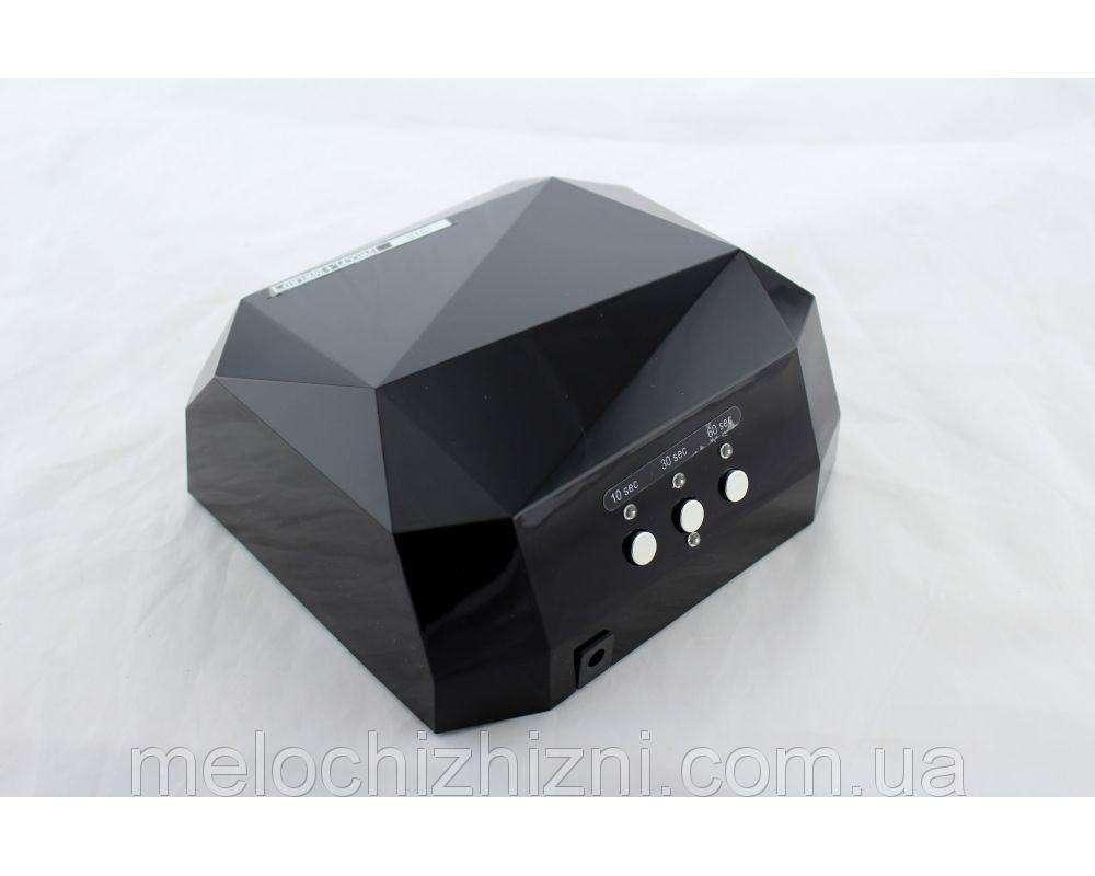 Гибридная УФ лампа для ногтей 36 Вт Beauty nail CCF Led Код: 3694 мон