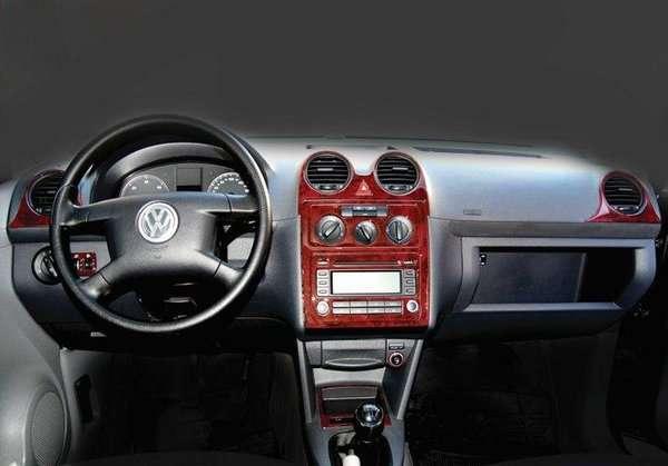 Накладка на панель декор VW Caddy 2004+