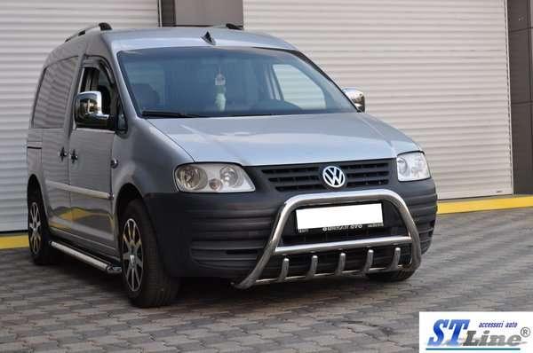 Кенгурятник для VW Caddy 2004+