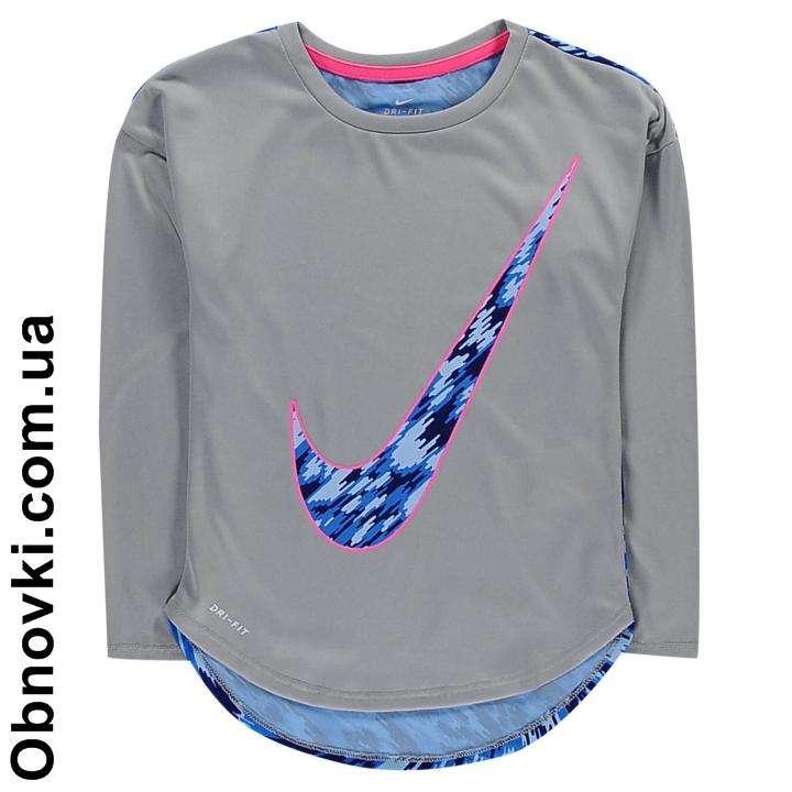 Футболка для девочки Nike