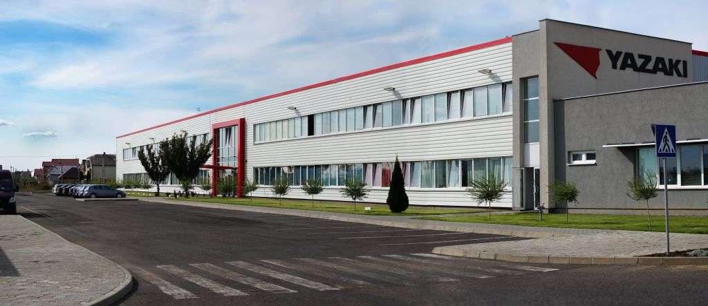 Оператор виробничої лінії на завод YAZAKI в м. Ужгород