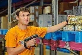 Работник склада, Работа в Польше, город Познань