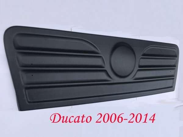 Зимня заглушка Fiat Ducato 2006-2014