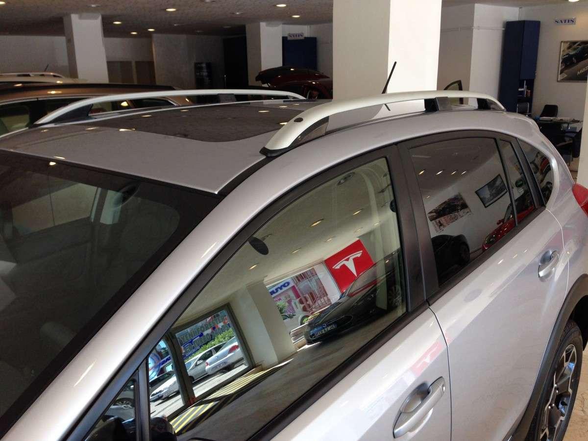 Рейлинги для Subaru Outback