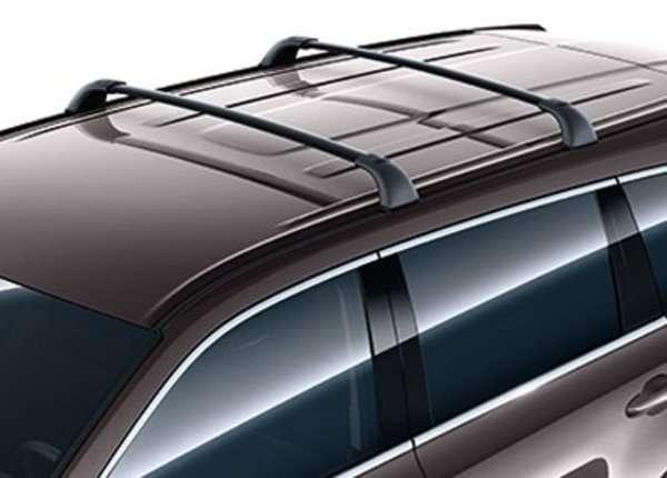 Toyota Highlander 14+ Оригинальные багажники поперечки