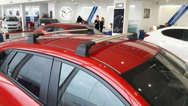 Багажники для Mazda CX 3