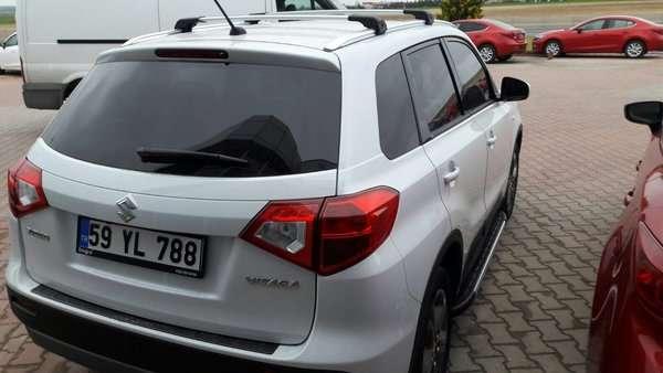Багажники для Suzuki Vitara 2016+