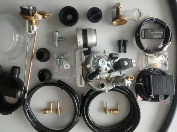 Установка,ремонт ГБО оборудования на Ваш автомобиль.