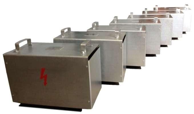 Трансформатор понижающий ТСЗИ 10 кВт
