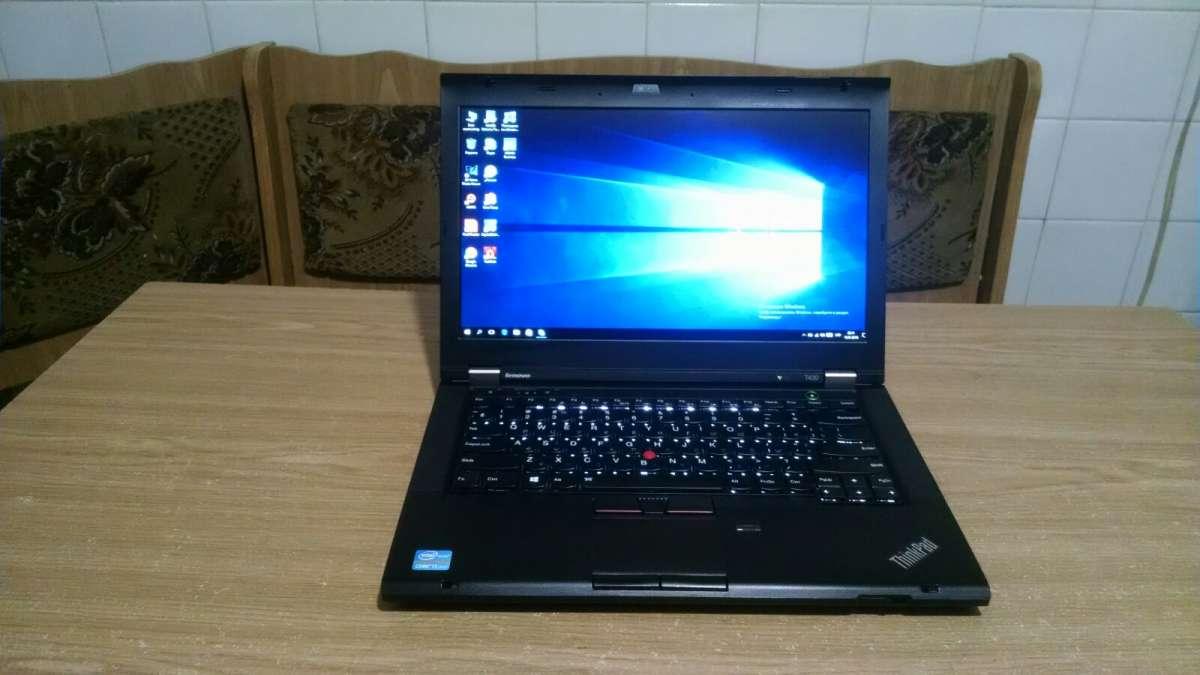 Lenovo ThinkPad T430, 14'' 1600x900, i5-3320M, 8GB, 180GB Intel SSD