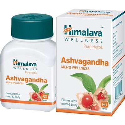 Ашваганда Гималая (Himalaya Ashwagandha), 60 таблеток