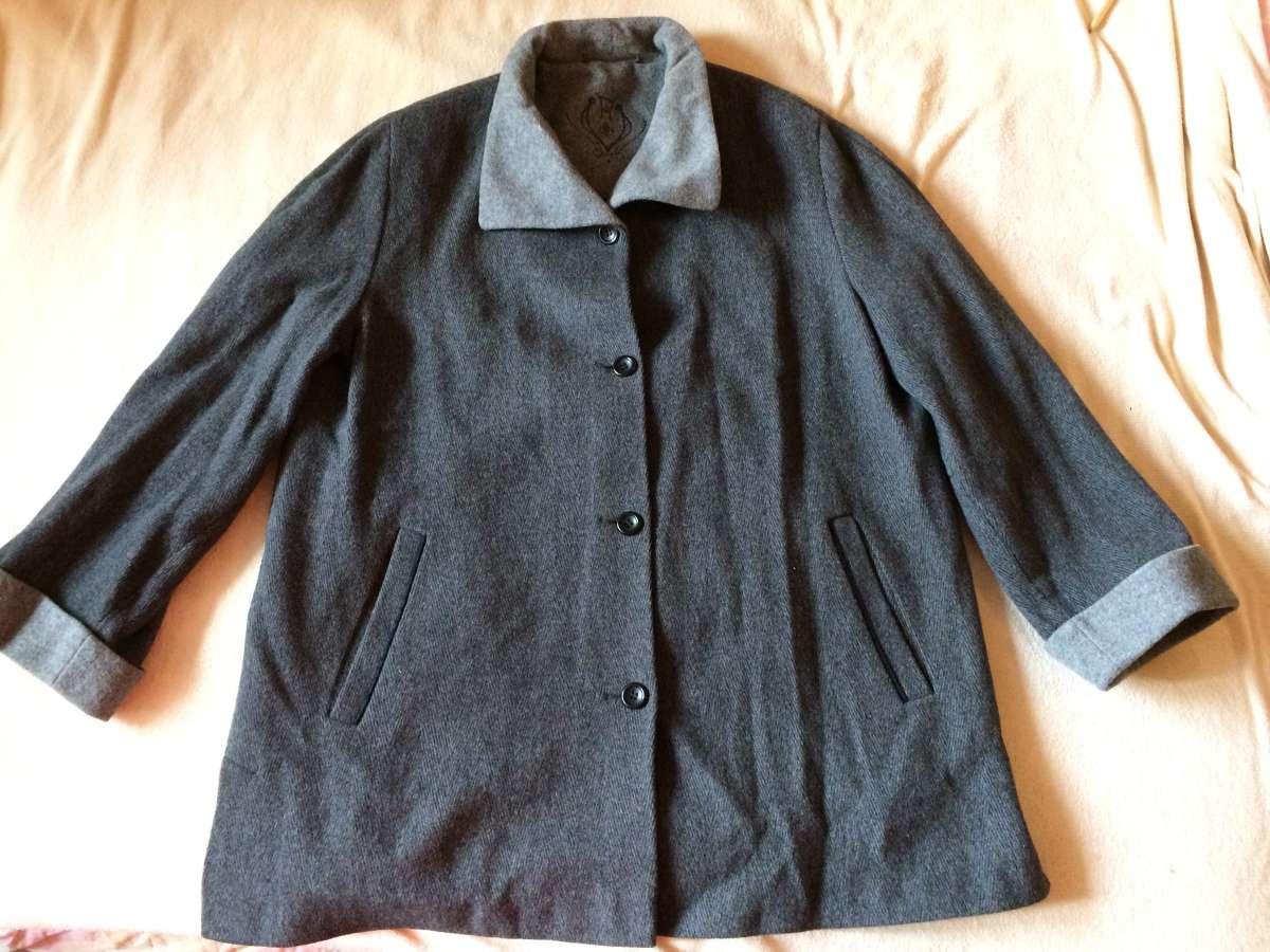 Женское демисезонное пальто С&А