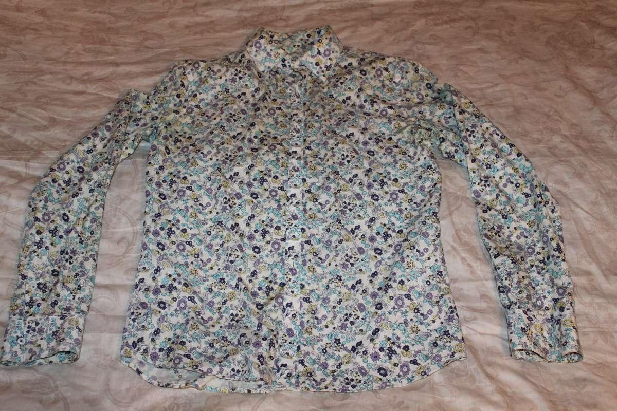 Красивая рубашка Oodji