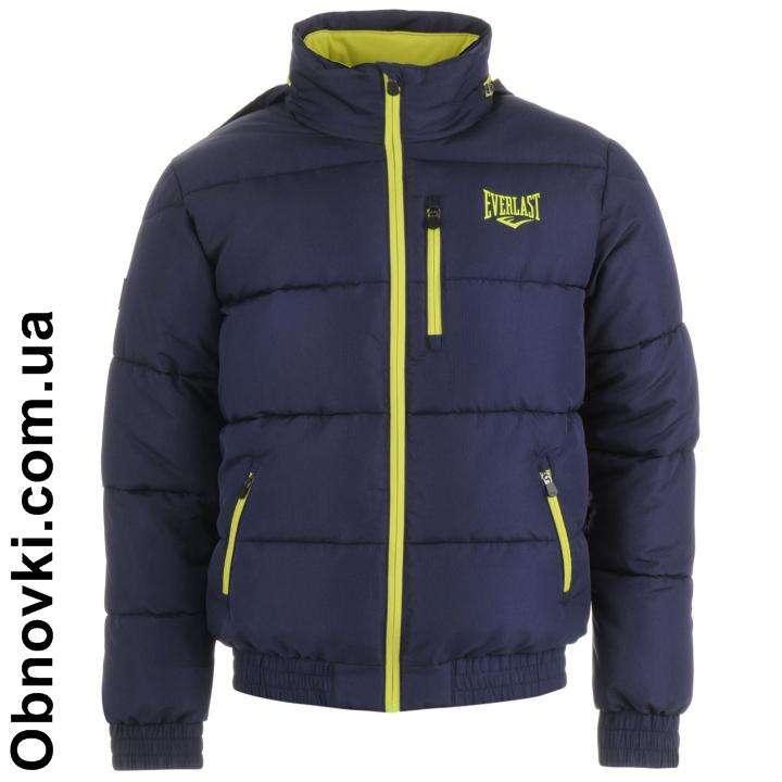 Куртка мужская Everlast