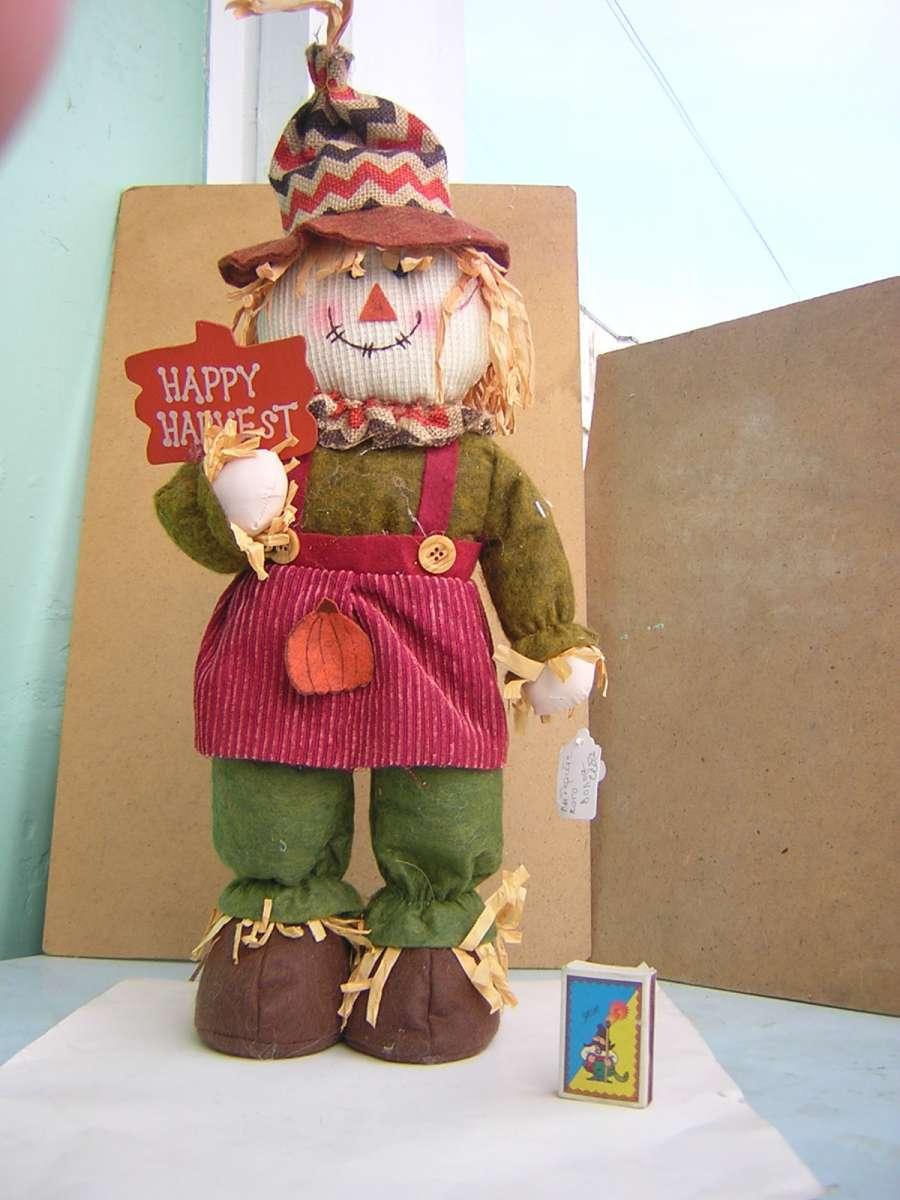 Кукла декоративная в национальной одежде «счастливый урожай» США.