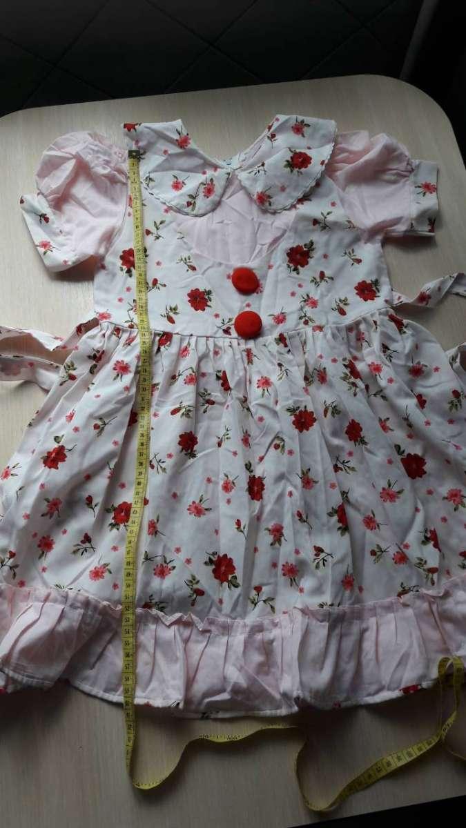 Платье детское. 3-4 года