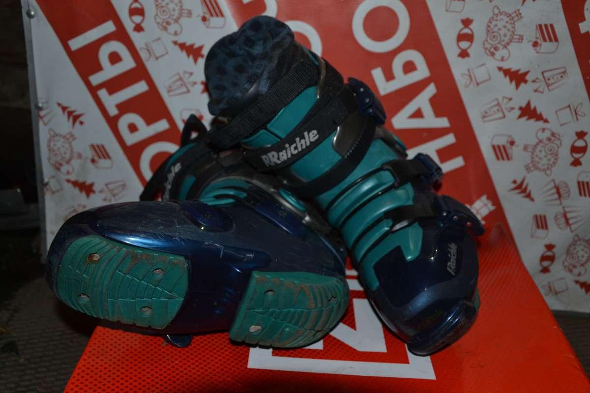 Сноуботдические ботинки ботинки для сноуборда Raichle 124 размер 36