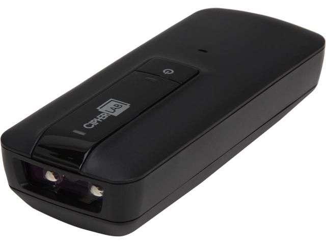 CipherLab A16642BSNUN01 1664 Series. Bluetooth Scanner, 2D -- 3 mil