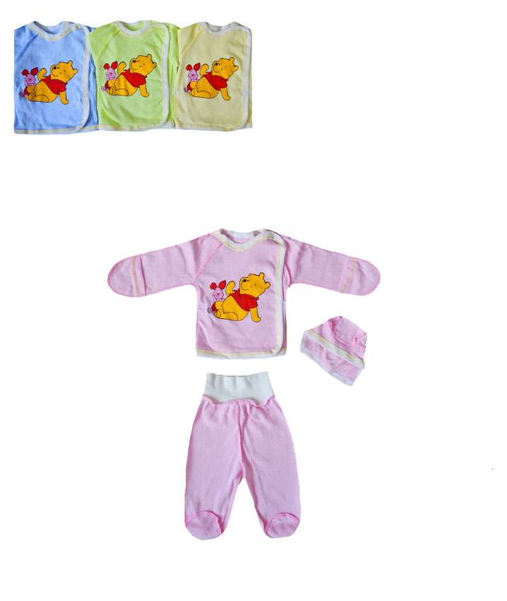 Детский трикотаж от производителя. Одежда оптом и в розницу.