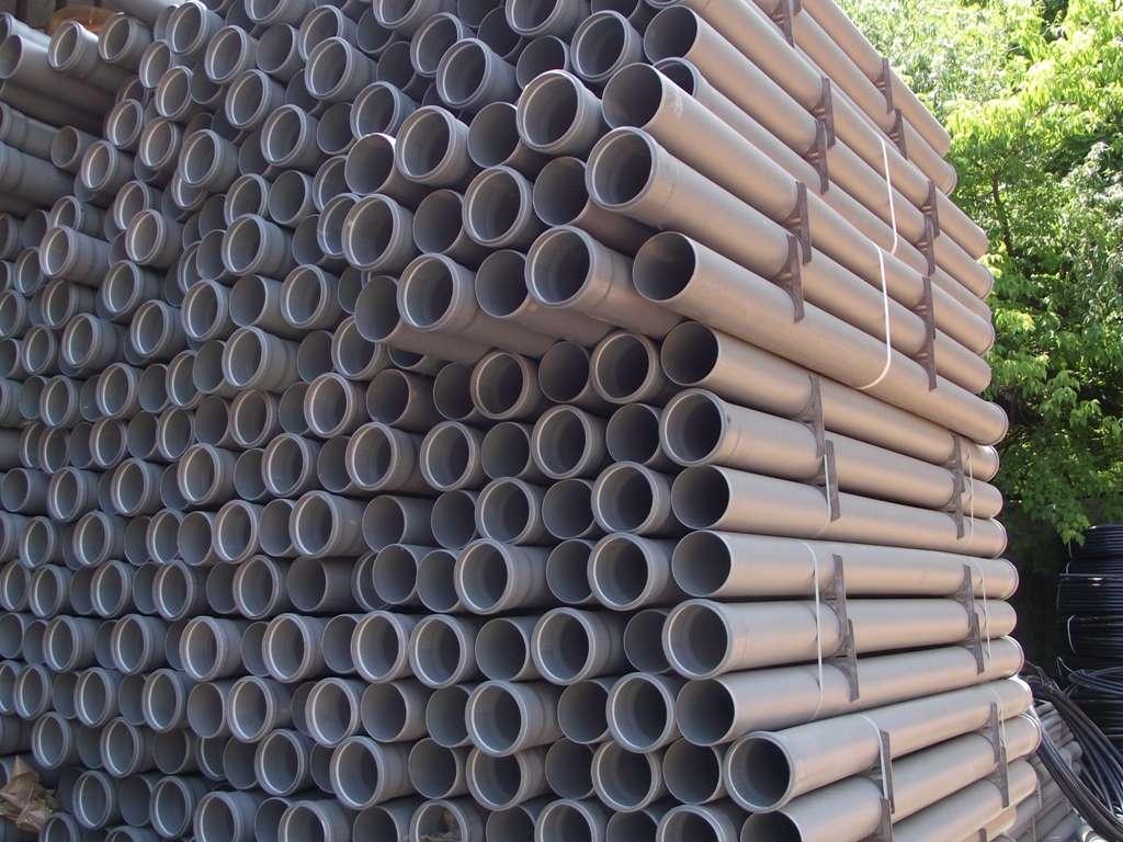 Трубы и фитинги полипропиленовые (PP) для внутренней канализации