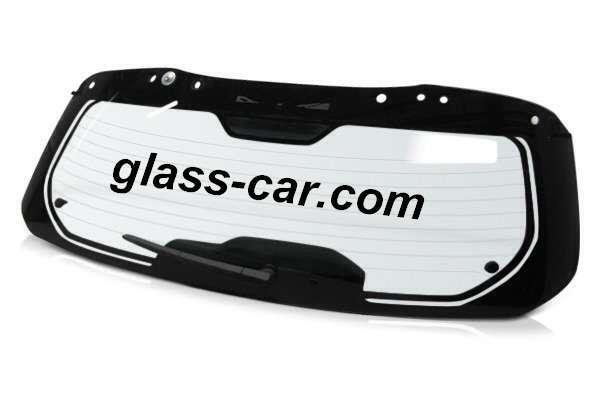 Лобовое стекло Chery S12 Чери С12 Автостекла Заднее стекло