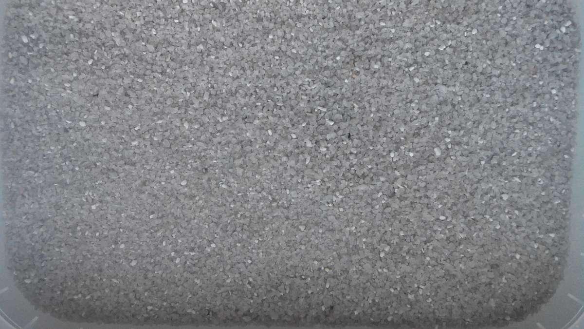 Песок кварцевый в ассортименте от производителя