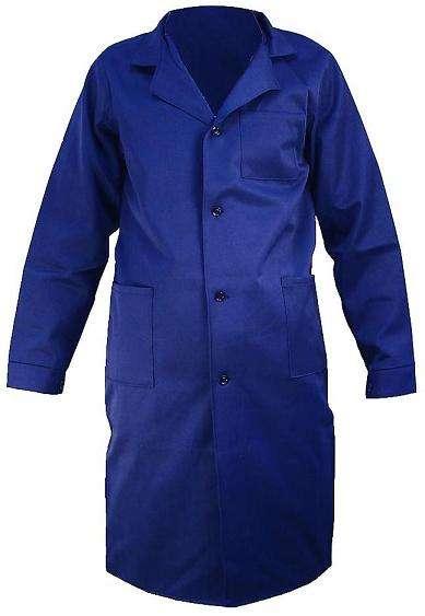 Халат рабочий мужской, пошив рабочей одежды