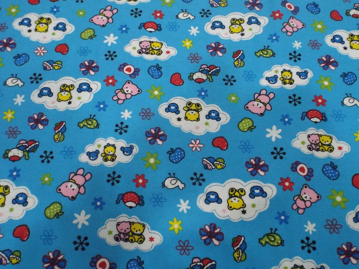 Ткань для пошива постельного белья и пелёнок - фланель