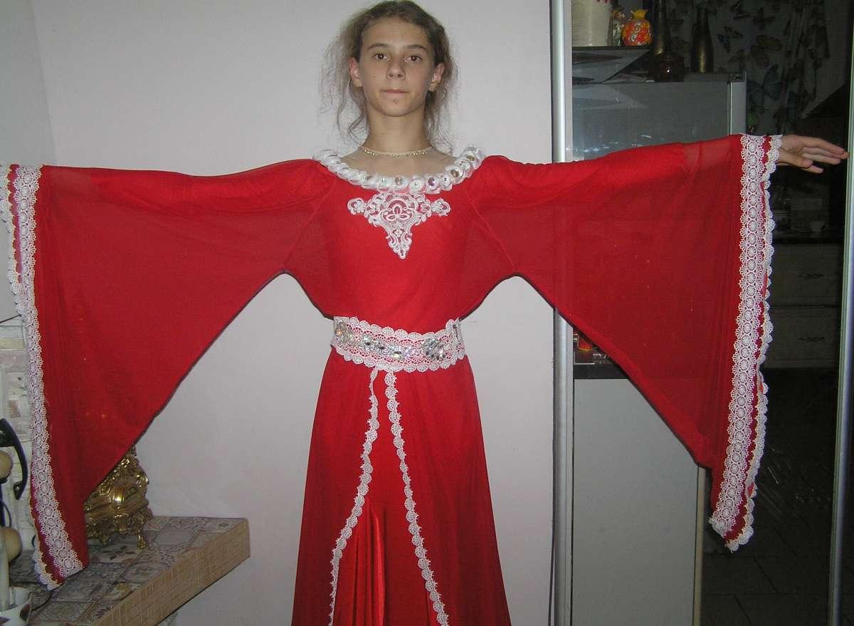 костюм для восточного танца халиджи, ирак