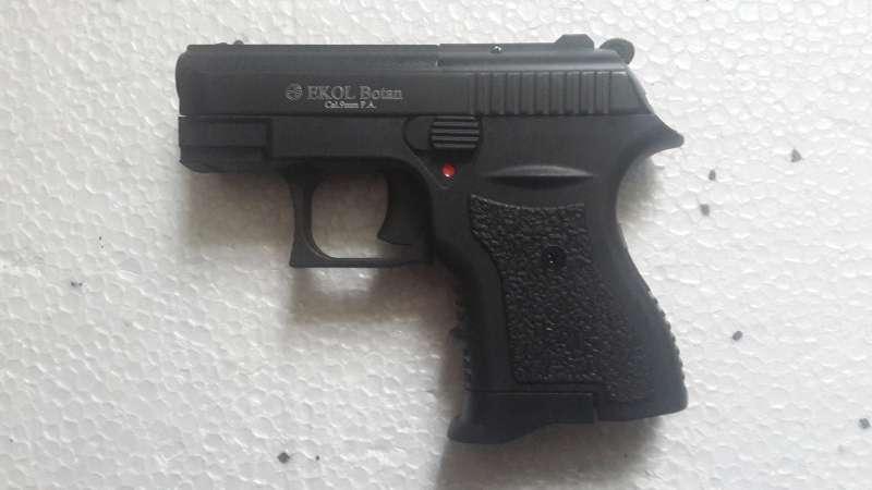 Стартовый пистолет Ekol Botan