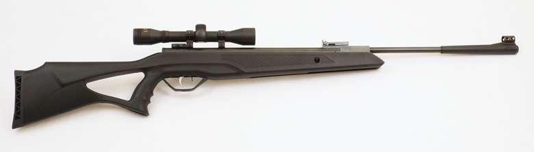 Новая пневматическая винтовка Beeman Longhorn