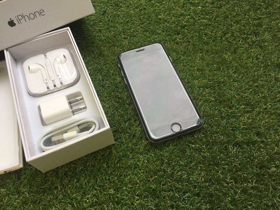Гарантия! Apple iPhone 6, 16GB, Space Gray, Neverlock, Магазин!
