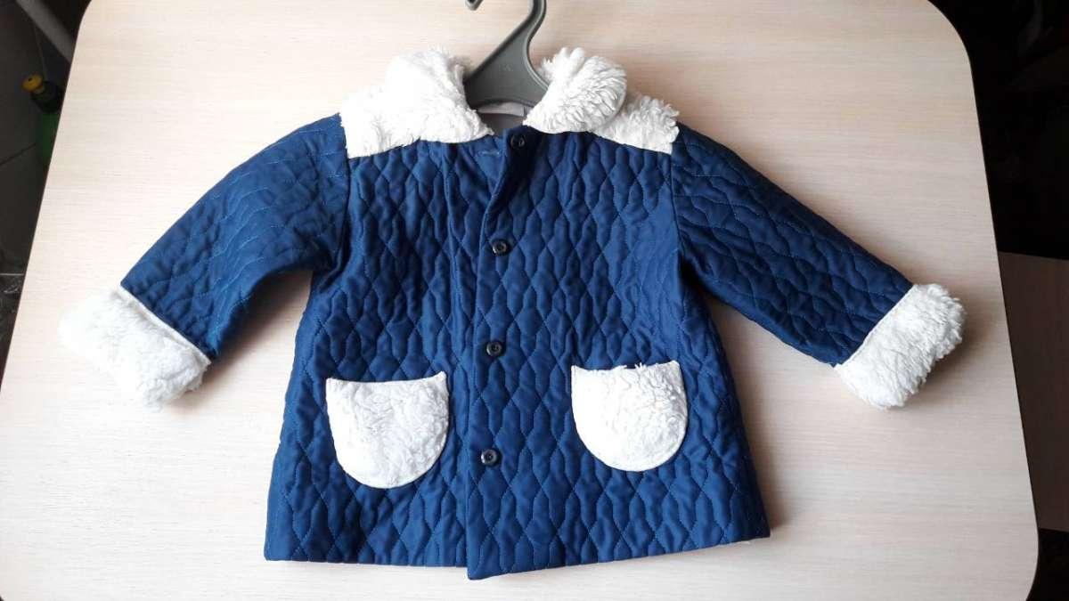 Куртка пальто для ребенка 3-4 лет
