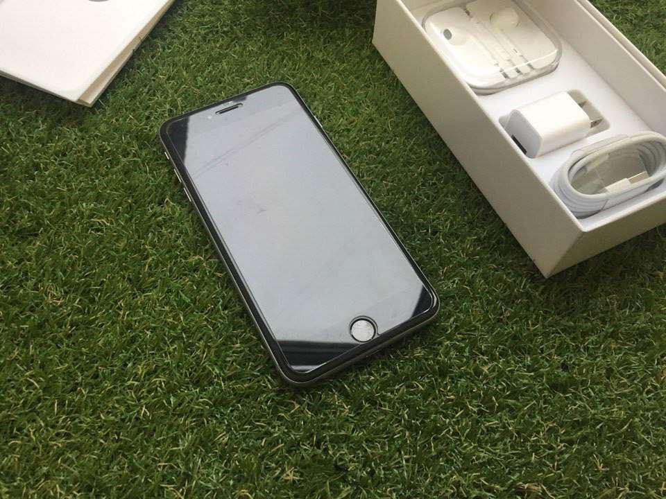 Гарантия! Apple iPhone 6+ Plus, 64GB, Space Gray, Neverlock, Магазин!