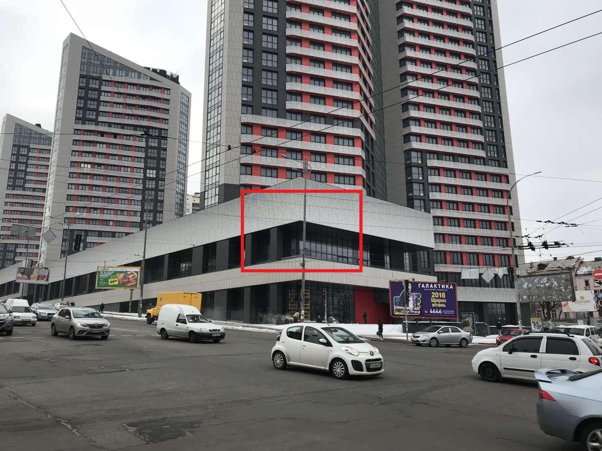 Лучшая торговая площадь в ЖК Квартет, ул. Липковского (Урицкого) 16Г