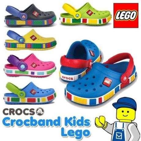 Crocs Lego Mickey II. Крокбэнд Кидс Лего Crocband Kids Lego
