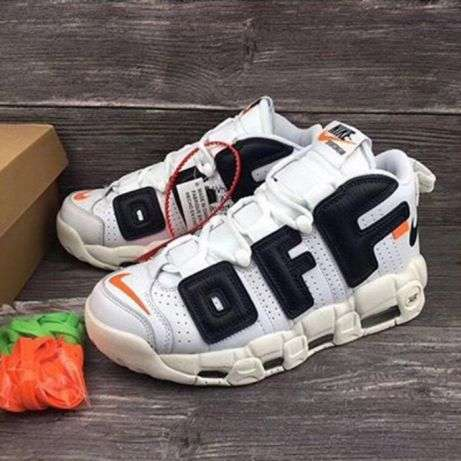 Кроссовки Nike Air More Uptempo Off White