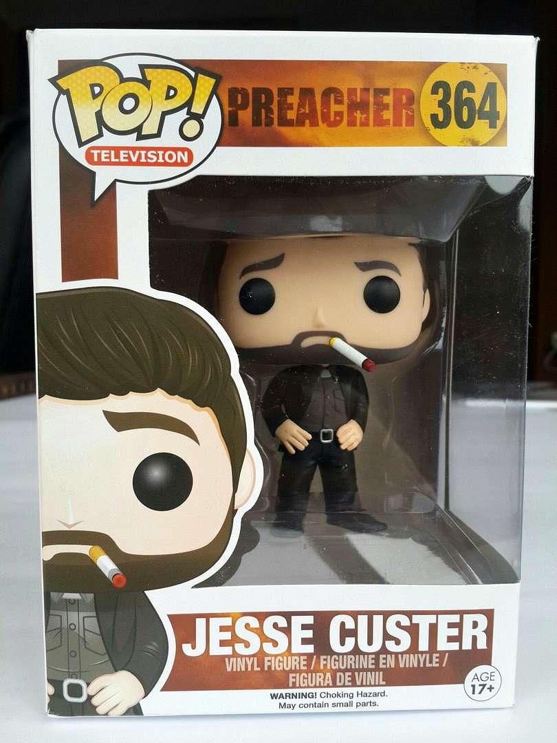 Коллекционная фигурка Funko POP: Preacher - Jesse Custer (Проповедник)