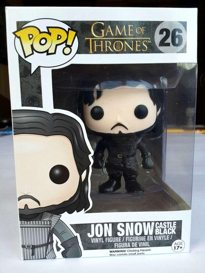 Funko POP - Jon Snow, Game of Thrones (Джон Сноу, Игра Престолов)