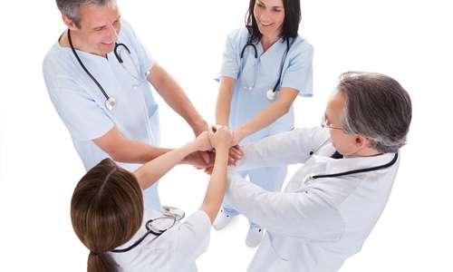 Набор сотрудников для продажи медикаментов