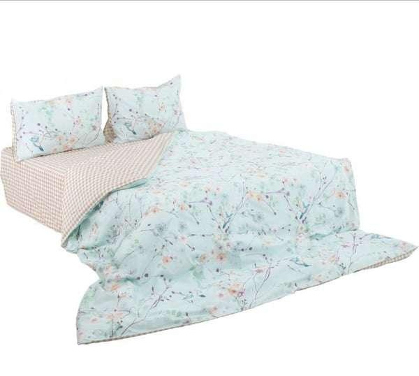 Комплект постельного белья двуспальный Bermo Jasmine