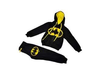 Костюм спортивный BATMAN черного цвета для мальчика