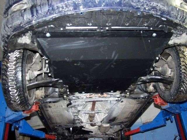 Защита двигателя на Ниву/Шевроле/Шевроле Каптива/Форд Куга/Мицубиси