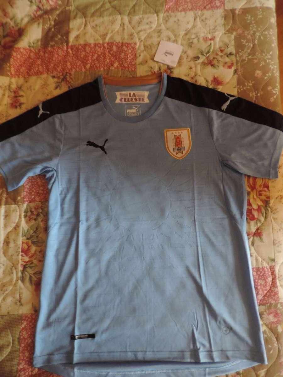 Футболка сборной Уругвая (M)
