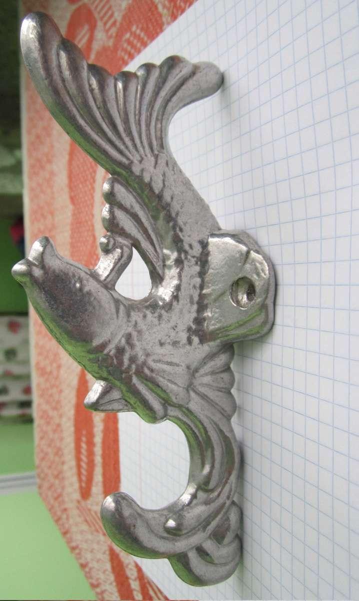 Крючок-вешалка Рыбка