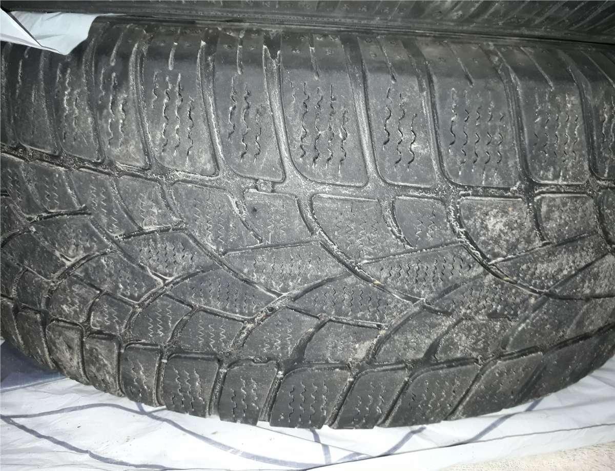 Шины 235 60 R18 Dunlop SP Sport 3D Зима made in Germany