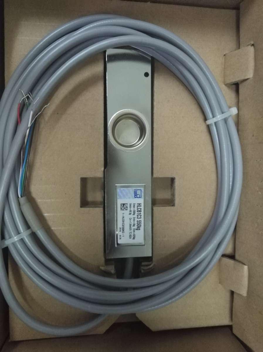 Продам  тензодатчик (Измеритель веса) HBM HLCВ 1C3 550kg (Германия)