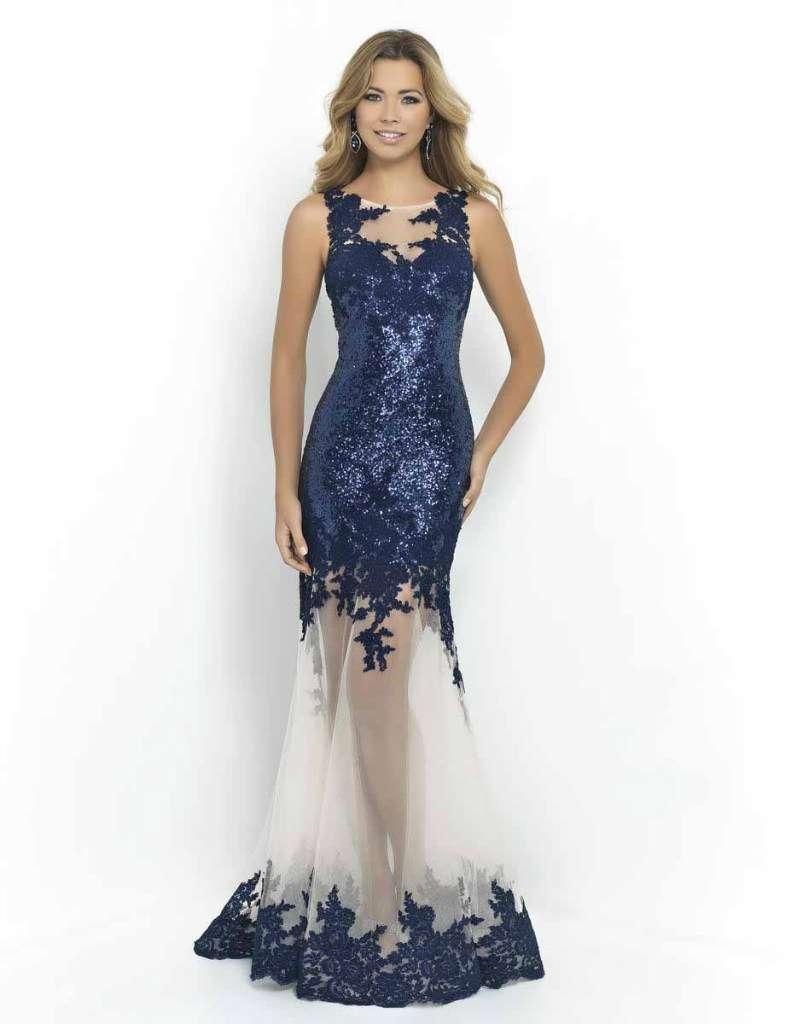 Экстравагантное платье Blush Prom
