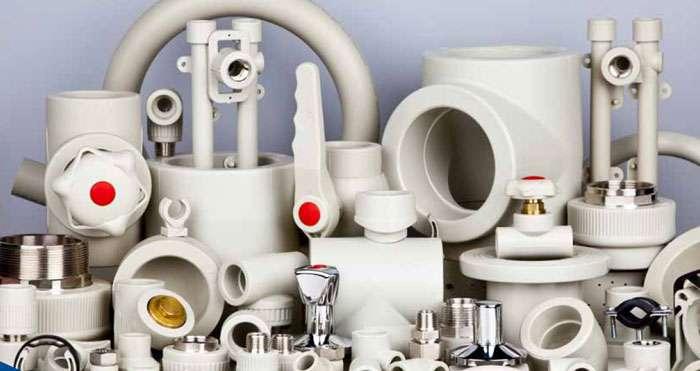 Замена металлических труб водопровода  на пластиковые