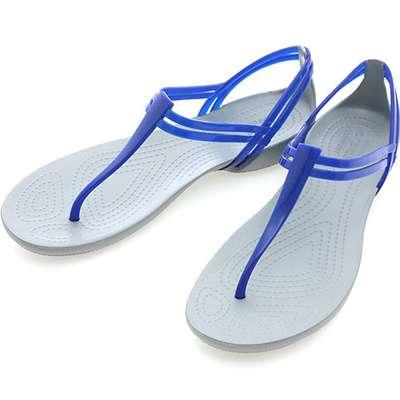 Босоножки CROCS Isabella T-Strap Sandal W9 - Оригинал
